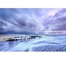Storm at Dicky Photographic Print