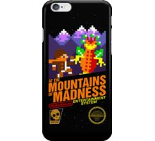 At the Mountains of Madness iPhone Case iPhone Case/Skin