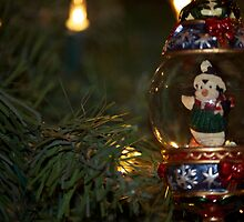 Christmas Penguin by Heather Eeles