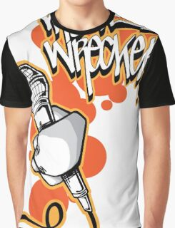 Mic Wreckers Graphic T-Shirt