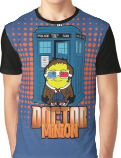 Doctor Minion 10 Graphic T-Shirt