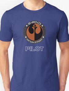 Star Wars Episode VII - Black Squadron (Resistance) - Star Wars Veteran Series T-Shirt