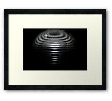 Blinds Framed Print