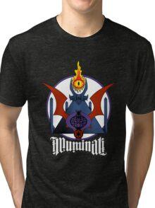 Geek Illuminati Tri-blend T-Shirt