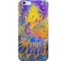 Starry Mermaid - Prajnaparamita iPhone Case/Skin