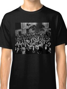 The Shining Overlook Hotel July 4th Ball Black and white Classic T-Shirt