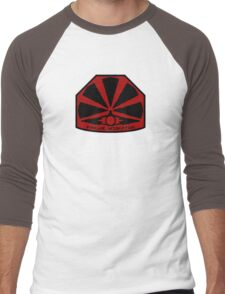 Death Squadron - Star Wars Veteran Series Men's Baseball ¾ T-Shirt