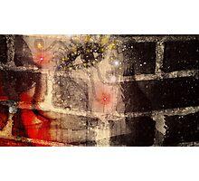 Brick Luck Photographic Print
