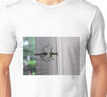 Mantis reflection Unisex T-Shirt