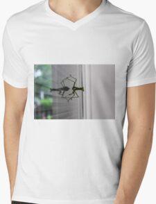 Mantis reflection Mens V-Neck T-Shirt
