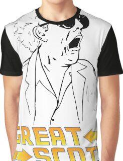 BTTF Great Scott Graphic T-Shirt