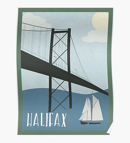 Halifax Canada Poster