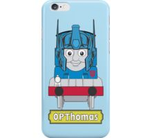 OPThomas Prime  iPhone Case/Skin