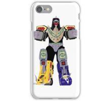 Power Rangers Dragon Megazord iPhone Case/Skin