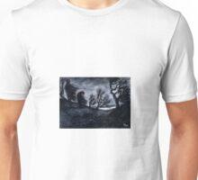 crying black cockatoos.. Unisex T-Shirt