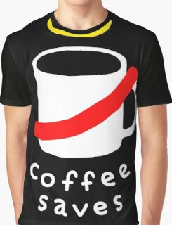 Coffee Jesus Graphic T-Shirt