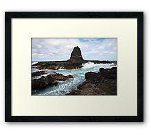 Pulpit Rock Cape Schanck Framed Print