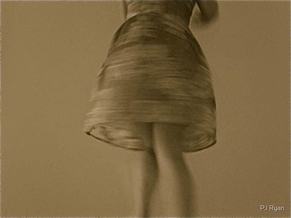 spin, wallflower into wallpaper by PJ Ryan