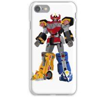 Mighty Morphin Power Rangers Megazord iPhone Case/Skin
