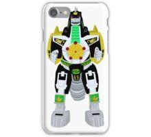 Mighty Morphin Power Rangers Dragonzord iPhone Case/Skin