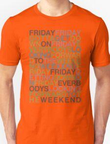 Friday - Rebecca Black T-Shirt