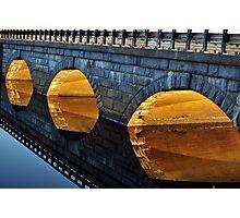 Golden Arches  Photographic Print