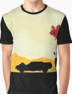 Fury Road - silhouette Graphic T-Shirt