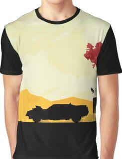 Fury Road - silhouette Graphic T-Shirt