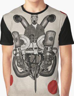 Anthropomorphic N°19 Graphic T-Shirt