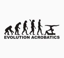 Evolution Acrobatics Kids Tee