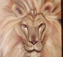 Meanings of the Lion by JeffeeArt4u