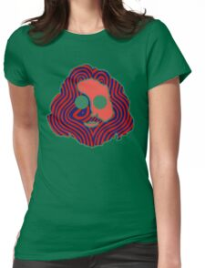 Jerry Face Womens Fitted T-Shirt