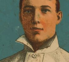 Benjamin K Edwards Collection Jimmy Jackson Baltimore Team baseball card portrait Sticker