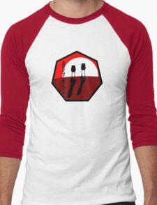 Thundering Herd Walker Group - Insignia Series Men's Baseball ¾ T-Shirt