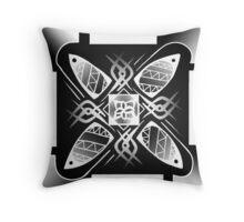 Tribal Escape Throw Pillow