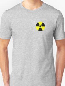 Warning Radiation T T-Shirt