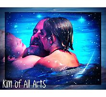 Pool of Stars Photographic Print