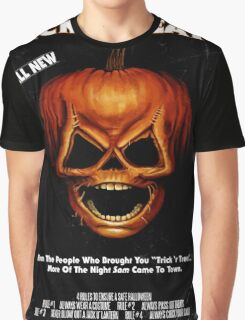 Trick 'r Treat II Poster Graphic T-Shirt