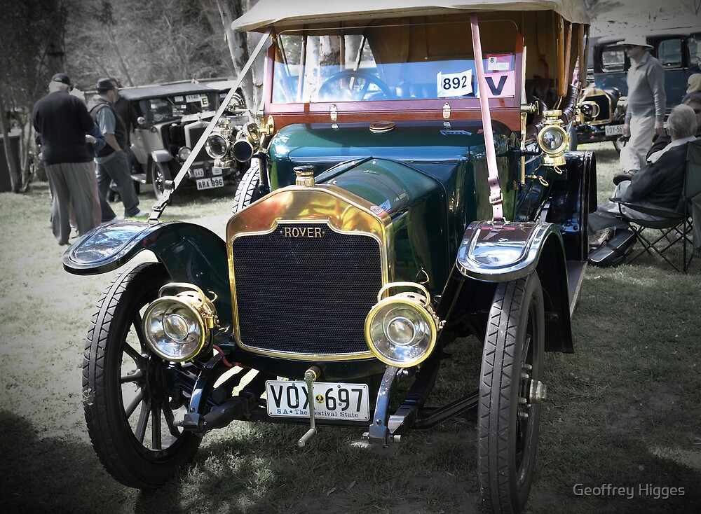 Rover Clegg 12HP 1912 by Geoffrey Higges