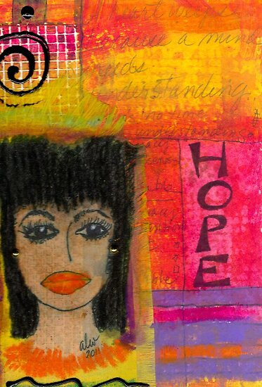 Save My Weeping Heart by © Angela L Walker