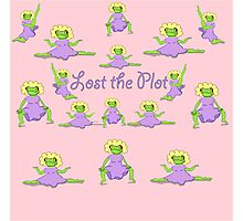 Limber frogs Photographic Print