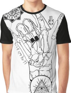 Rock On Amigo Graphic T-Shirt