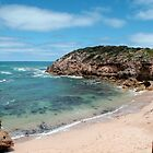 Blairgowrie Back Beach by tessabella