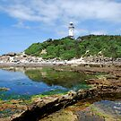Norahead Lighthouse by Catherine Davis