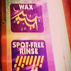 Rinse Wax by kashmirecho