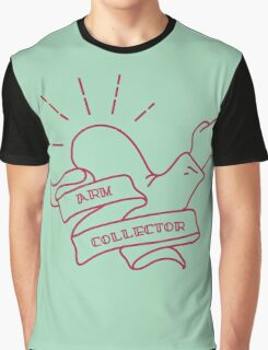 Arm Collector Graphic T-Shirt
