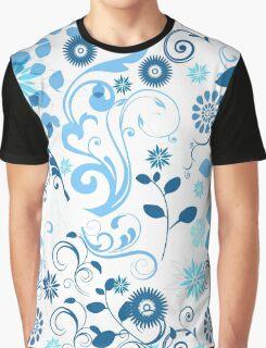 flower garden T-shirt Graphic T-Shirt