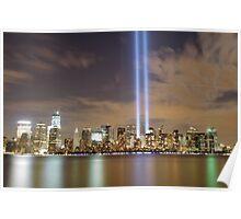 Tribute in Light - September 11, 2011 Poster