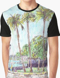 Beare Park Picnic Graphic T-Shirt
