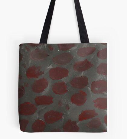 Impression Grapes Tote Bag